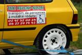 Taxi pour handicapés !