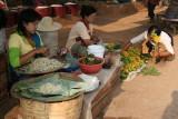 Marchandes d'épices, de fleurs
