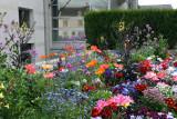 Les jardins de l'Hôtel de ville