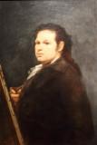 Autoportrait de Francisco Goya (1783)