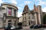 Le Musée des Beaux Arts, le Théâtre