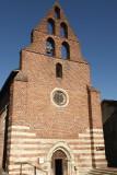 Clocher-mur du XIIIème