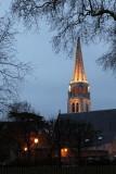 Le clocher de la Madeleine