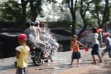 La fête de l'eau
