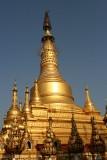 Myanmar - Pagode de Shwesandaw