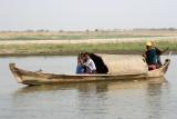 Sur la rivière Chindwin