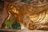A la grotte de Po Win Taung