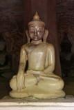 Bouddha en marbre