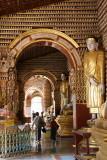 Le temple de Thanbodhay