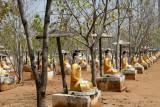 La pagode de Bodhi Tahtaung - Monywa
