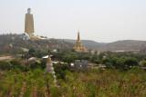 La pagode de Bodhi Tahtaung