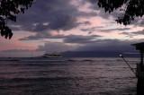 Cruise Ship off Lahaina
