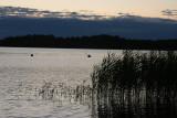 archipelago at dusk