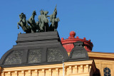 roof of the circus
