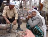 Kashgar Li_Market.  T
