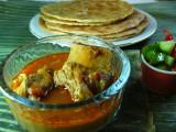 Kari Iga & Roti Paratha