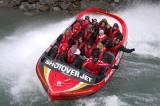 Jet Boat Ride, Queenstown, New Zealand
