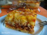 Macaroni Schootel ala lasagna