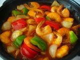 Udang Goreng Saus Tomat