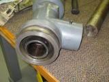 Upper DEC bearing (refurbished by Mark Lancaster)