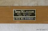 Tasco 76.2mm refractor F/15.7 (220v Motor Drive)