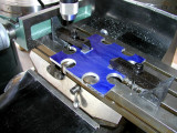 Milling the EQ Base adapter