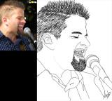 Digital Sketch - Outline Sketch