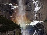 Rainbow on Yosemite Falls