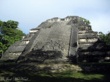Plaza of the Lost World (older architecture than other pyramids)