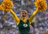 Green Bay Packers Cheerleading Squad