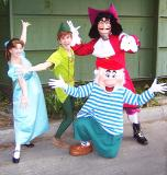 Characters and Cast Members