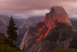 Yosemite in Fall 2010