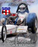 SWJFA 2010 Champion Plaque