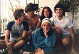 André & Fernando & Andréia & Fred & Bety - jul1984
