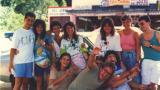 Ida Para Praia Seca dez/1988