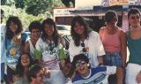 Ida para Praia Seca - dez/1988