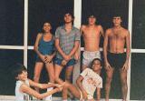 Max Có & Fred & Fernando & Dani & Alexandre & Nei