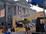 Amgen Tour of California 2006 stage-2 start Martinez, Ca