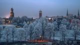 Shrewsbury hoar frost