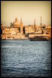 Valletta seen from Sliema