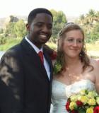 Fay and David's wedding in Mwanza