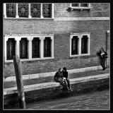falling in love in Venice
