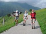 Onderweg naar Arthur von Schmid-Haus