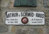 Arthur von Schmid-Haus