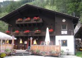 Gmünder Hütte (1166 meter)