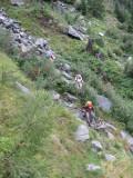 Klim naar Kattowitzer Hütte