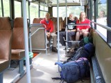 Bus vanuit Maltatal naar Mallnitz