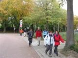 Grenslandpad Wandeling Weert(Laurabossen punt 66) - Thorn 23-24 oktober 2010