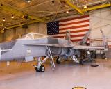 F-18 soon to get a new coat of paint