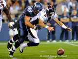 Denver Broncos vs, Seattle Seahawks - August 22, 2009